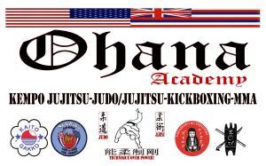 Ohana Academy kempo juijitsu judo kickboxing mma